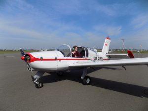 szkolenie pilotów Krosno MS880B