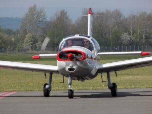kursy lotnicze Socata MS 880B